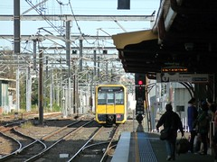 the local (sth475) Tags: railroad autumn urban car station electric train coach suburban platform railway australia stop nsw commuter emu signal wollongong tangara illawarra bilevel t21 doubledeck indication singlelight tset multipleunit homesignal colourlight goninan southcoastline