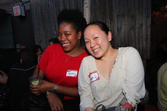 Into The Woods! (Yelp.com) Tags: party summer brooklyn fun bacon backyard lemonade yelp elite williamsburg blt kickass landhaus moscowmule titoshandmadevodka maplebaconsticks