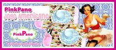 Jogo Americano PinkPano (pinkpano) Tags: artesanato artesanal jogo lugar cozinha americano tecido acessrios