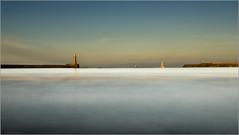 Roker Pier (Alan Dingwall) Tags: light sea england seascape nature water beautiful alan photography nikon colours harbour sunderland d800 roker dingwall