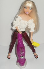 My Scene Glamjiy- I can be hot (diva3tina) Tags: love fashion lady barbie scene royalty gaga glamjiy