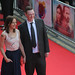 Kate Dickie arriving at the European premiere of Breathe In at Festival Theatre
