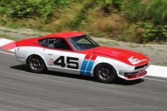 1970 Datsun 240Z (jimculp@live.com / ProRallyPix) Tags: vintage racing 45 datsun 240z sovren