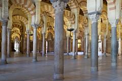 Mezquita pillars