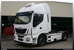 Iveco Stralis HI-WAY 460 (uslovig) Tags: tractor truck lorry camion iveco hiway lkw 460 zugmaschine eev stralis ecostralis