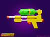 """LEGO Super Soaker • <a style=""""font-size:0.8em;"""" href=""""http://www.flickr.com/photos/44124306864@N01/9276557562/"""" target=""""_blank"""">View on Flickr</a>"""