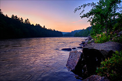 North River (HckySo) Tags: sunrise river nikon north adirondacks joyce hudson mitchell nikkor d90 1755mm