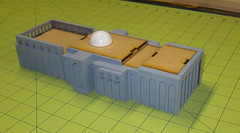 Al Sajood Palace in 285th Scale (GameCraft) Tags: 1285th 285th 6mm alsajood baghdad building game gamecraft gamecraftminiaturescom iraq microarmor microarmour middleeast miniature miniatures model palace wargame