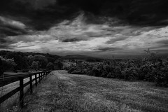 Down to the valley...[Explore] (louieliuva) Tags: