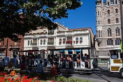 Calle Ancha. Leon, Castilla y Leon. Espaa. (RAYPORRES) Tags: espaa agosto leon castillayleon 2013 calleancha