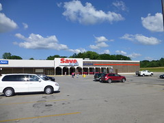 Save a Lot in Hillsboro (Nicholas Eckhart) Tags: ohio usa retail america us store lot save oh former grocery stores hillsboro kroger 2013 a