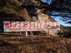 Hillbilly Park - Olympus E-520 - Leica D. Summilux 25mm f/1.4 Asph. (divewizard) Tags: ocean california leica wood trees sea cliff seascape beach sign clouds coast wooden rocks surf waves pacific d f14 painted olympus coastal dslr summilux asph 43 pointarena 25mm drygrass redneckedphalarope mendocinocounty phalaropuslobatus fourthirds arenacove e520 leicadsummilux25mmf14asph 95468 chrisgrossman olympuse520 leicadsummiluxasph25mmf14 thecityofpointarena hillbillypark