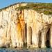 Zante cliffs
