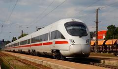 """ICE """"Wien"""", Bahnhof Schärding (austrianpsycho) Tags: wien ice train platform eisenbahn railway zug bahnhof db deutschebahn bahn bahnsteig intercityexpress icet highspeedtrain hochgeschwindigkeitszug schärding bahnhofschärding"""
