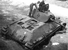 """Tank T-34 (96) • <a style=""""font-size:0.8em;"""" href=""""http://www.flickr.com/photos/81723459@N04/10322776573/"""" target=""""_blank"""">View on Flickr</a>"""