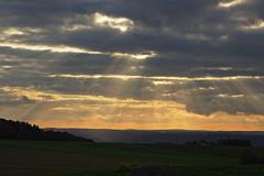 Clouds versus Sun