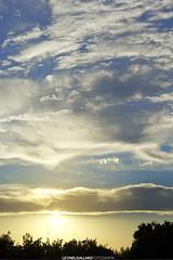 Bajando (Leonel Gallard) Tags: sunset summer sky cloud sun argentina beautiful clouds canon landscape photography eos 50mm photographer 365 50 fotgrafo leonel argentino argentinean gallard 60d eos60d