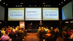 Conference 2013 | Borders to Cross