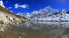 Lake of Reflection (AvijitNandy) Tags: