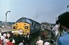 Last Train To Forfar. (Kingfisher 24) Tags: station scotland angus forfar crowds platforms class40 40143 lasttraintoforfar