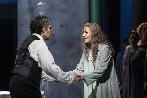 Angela Denoke on Parsifal: Getting Wagner's music 'in the bones'