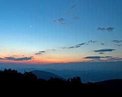 WIntergreen Morning (DASEye) Tags: mountains sunrise dawn virginia nikon va bluehour blueridgemountains blueridge wintergreen dayseye davidadamson