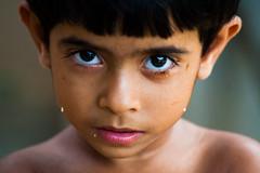 Straight through the soul (Catch the dream) Tags: girl look eyes eyecontact child bangladesh villagegirl chuadanga