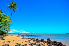 Coqueiral (Rodrigo Borato) Tags: brazil praia beach brasil tour turismo santo espirito aracruz coqueiral