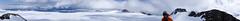 North Stork: Summit panorama - SE (Kenners) Tags: antarctica climbing iceclimbing rx100m2 northstork
