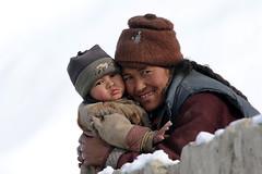 DSC_5457c (EmmySchoorl) Tags: life travel india mountain snow cold ice trekking river photography frozen asia dress buddhist altitude traditional buddhism tibet adventure climbing change zanskar himalaya spiritual desolate climate ladakh petit zanskari chadar himalayawander