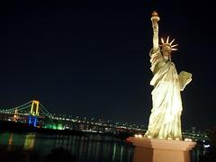Odaiba Night (zebby_kk) Tags: japan tokyo odaiba