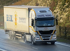 Iveco Chatel Nord Artic (Beer Dave) Tags: truck lorry commercial vehicle artic nord iveco a20 chatel hgv