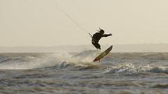(JohnQuinn2011) Tags: ocean park nikon raw kitesurfing watersports hillhead leeonsolent seafield d7000