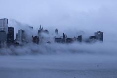 Gotham II (laverrue) Tags: nyc fog 3b hudsonriver gothamist gotham photo1 manatthan