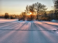 Sunrise in Drunen (Gerhard111) Tags: winter drunen overlaat bestcapturesaoi elitegalleryaoi baardwijkse flickrsfinestimages1 flickrsfinestimages3