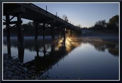 Walk_9137d (bjarne.winkler) Tags: morning river early walk american