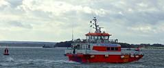 BayardClass (Hodd1350) Tags: bridge sea marine ship harbour sony vessel dorset catamaran poole buoy a77 fredolsen sigmalens buoyant banyardclass