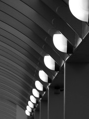 On the Bells Bridge (velton) Tags: bridge bells canon lumix scotland clyde 300d pacific centre arc scottish millenium science quay panasonic bbc fz18 fz200