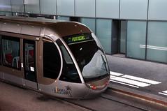 Alstom Citadis 302 #28 ST2N Nice Nicea (3x105Na) Tags: france nice tram 28 alstom t1 302 strassenbahn tramwaj st2 francja nicea citadis pętla lasplanas