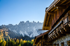 Baranci - Dolomites (fede_gen88) Tags: autumn trees italy mountains alps nature woods nikon italia alpen alpi dolomiti altoadige southtyrol dolomiten sesto sancandido innichen hochpustertal trentinoaltoadige baranci alta