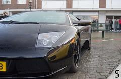 Lamborghini Murci'. (S.Defaux Photographie.) Tags: car awesome lp lamborghini supercar spotting murcielago 640 sportcar sportive lp640