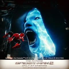@spidermanmovie #spiderman #maxdillon #spiderman2 #movie  @iamjamiefoxx  #peterparker  #jamiefoxx   #ปวดฟัน http://www.theamazingspiderman.net/feature/caughtoncamera/#!/home