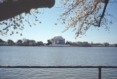 Jefferson Memorial Washington DC 1977 Scanned Image_1 (smata2) Tags: monument canon washingtondc photo dc memorial scanned ektachrome jeffersonmemorial nationscapital minoltascandualiv