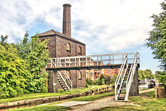 SUTTON STOP (IAN GARDNER PHOTOGRAPHY) Tags: canals coventry pumphouse hdr coventrycanal