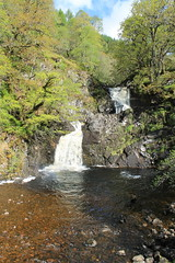 Cia Aig Waterfall (mickyarm) Tags: lock arkaig