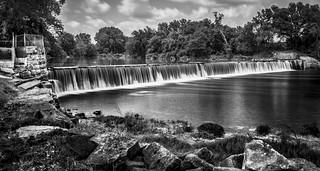 City Dam-Long Exposure