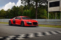 Audi R8 with HRE S101 in Gloss Bronze by Topspeed Motorsports (17) (HRE Wheels) Tags: bronze audi r8 s101