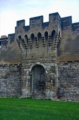 0458 - Europatour 2014 - Frankreich - Avignon (uwebrodrecht) Tags: france castle frankreich europa schloss avignon palast uwe papst brrodrecht