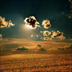 Shining (Katarina 2353) Tags: summer field landscape serbiainspired