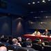 Inauguración de la Muestra de cine peruano dedicada a mostrar diversas películas de la región, dentro de las actividades programadas en el 'Mes del Perú'. Se celebró el 21 de julio de 2015. Para más información: www.casamerica.es/cine/imagenes-del-peru